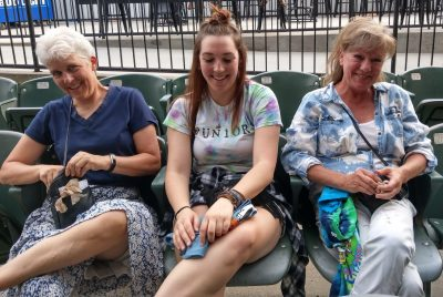 """Sheilah with Shawn & Melissa – """"…girls just wanna have fun…"""""""